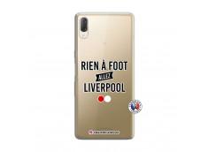 Coque Sony Xperia L3 Rien A Foot Allez Liverpool