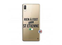 Coque Sony Xperia L3 Rien A Foot Allez St Etienne