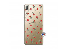 Coque Sony Xperia L3 Rose Pattern