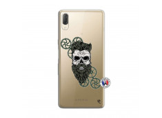 Coque Sony Xperia L3 Skull Hipster