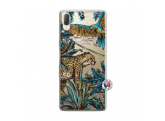 Coque Sony Xperia L3 Leopard Jungle