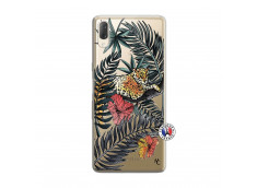 Coque Sony Xperia L3 Leopard Tree