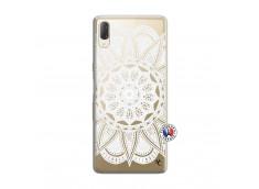 Coque Sony Xperia L3 White Mandala