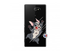 Coque Sony Xperia M2 Dog Impact