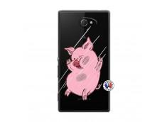 Coque Sony Xperia M2 Pig Impact