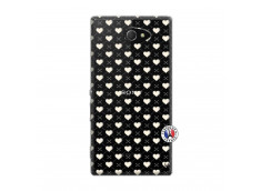 Coque Sony Xperia M2 Little Hearts