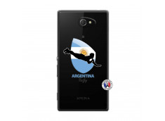 Coque Sony Xperia M2 Coupe du Monde Rugby-Argentina