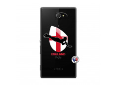 Coque Sony Xperia M2 Coupe du Monde Rugby-England