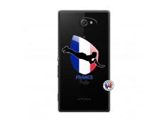 Coque Sony Xperia M2 Coupe du Monde de Rugby-France