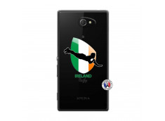 Coque Sony Xperia M2 Coupe du Monde Rugby-Ireland