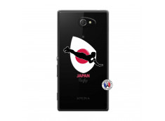 Coque Sony Xperia M2 Coupe du Monde Rugby-Japan