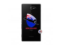 Coque Sony Xperia M2 Coupe du Monde Rugby- Nouvelle Zélande