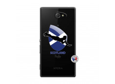 Coque Sony Xperia M2 Coupe du Monde Rugby-Scotland