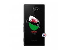 Coque Sony Xperia M2 Coupe du Monde Rugby-Walles