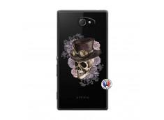 Coque Sony Xperia M2 Dandy Skull