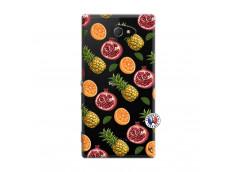 Coque Sony Xperia M2 Fruits de la Passion