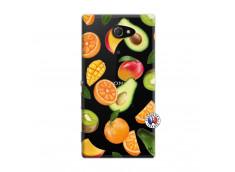 Coque Sony Xperia M2 Salade de Fruits
