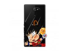 Coque Sony Xperia M2 Goku Impact