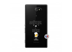 Coque Sony Xperia M2 Gouteur De Biere