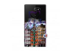 Coque Sony Xperia M2 I Love Amsterdam