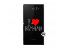 Coque Sony Xperia M2 I Love Maman