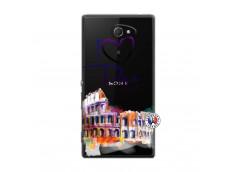Coque Sony Xperia M2 I Love Rome
