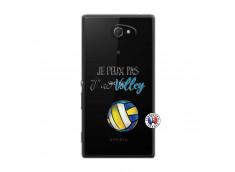 Coque Sony Xperia M2 Je Peux Pas J Ai Volley