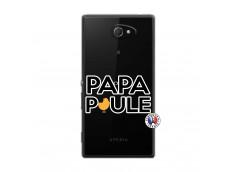 Coque Sony Xperia M2 Papa Poule