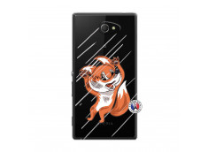 Coque Sony Xperia M2 Fox Impact