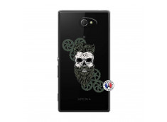 Coque Sony Xperia M2 Skull Hipster