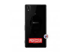 Coque Sony Xperia M4 Aqua Apelle Moi Professeur