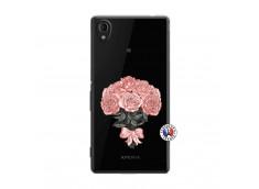 Coque Sony Xperia M4 Aqua Bouquet de Roses