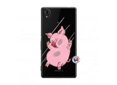Coque Sony Xperia M4 Aqua Pig Impact