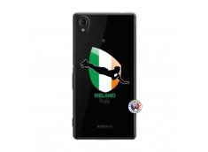Coque Sony Xperia M4 Aqua Coupe du Monde Rugby-Ireland