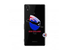 Coque Sony Xperia M4 Aqua Coupe du Monde Rugby- Nouvelle Zélande
