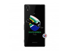 Coque Sony Xperia M4 Aqua Coupe du Monde Rugby-South Africa