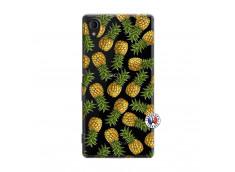 Coque Sony Xperia M4 Aqua Ananas Tasia
