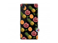 Coque Sony Xperia M4 Aqua Fruits de la Passion