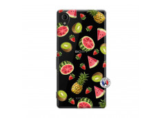 Coque Sony Xperia M4 Aqua Multifruits