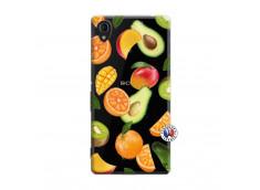 Coque Sony Xperia M4 Aqua Salade de Fruits