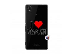 Coque Sony Xperia M4 Aqua I Love Maman