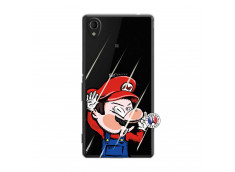 Coque Sony Xperia M4 Aqua Mario Impact