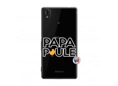Coque Sony Xperia M4 Aqua Papa Poule