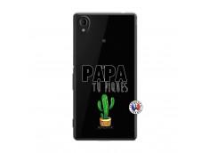 Coque Sony Xperia M4 Aqua Papa Tu Piques
