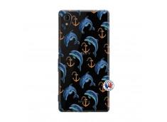 Coque Sony Xperia M4 Aqua Dauphins