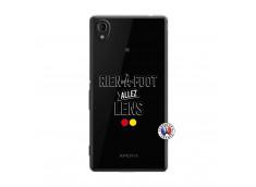 Coque Sony Xperia M4 Aqua Rien A Foot Allez Lens