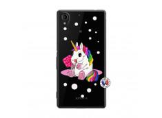 Coque Sony Xperia M4 Aqua Sweet Baby Licorne