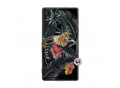 Coque Sony Xperia M4 Aqua Leopard Tree