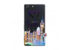 Coque Sony Xperia M5 I Love London
