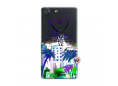 Coque Sony Xperia M5 I Love Miami